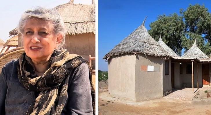 De eerste vrouwelijke architect van Pakistan bouwde honderden milieuvriendelijke huizen voor de meest behoeftigen