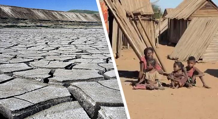Il Madagascar sta subendo la prima carestia causata dai cambiamenti climatici
