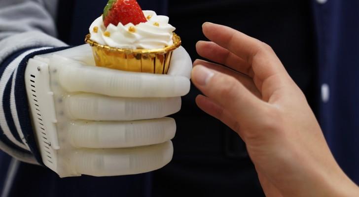 Gli ingegneri sviluppano una mano protesica gonfiabile: è leggera e più economica delle tradizionali