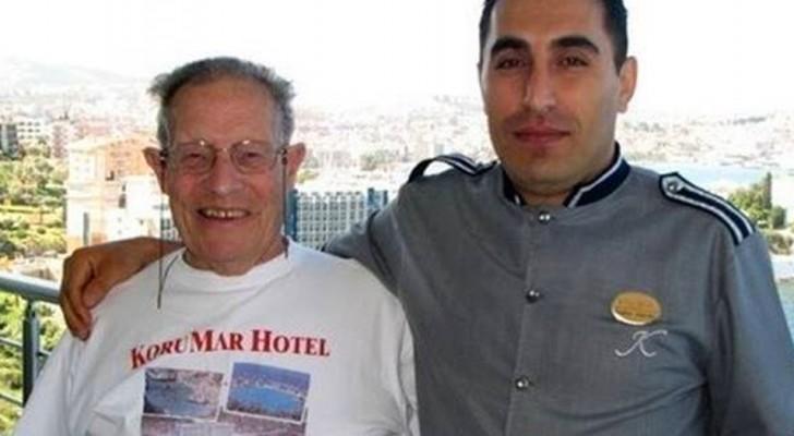 Turista millonario deja parte de su herencia al botones de un hotel donde se hospedaba todos los años