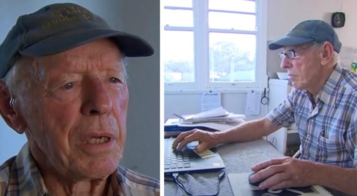 88-Jähriger vertut sich mit den Daten der Überweisung und schickt einem Fremden 71.000 $, der sich weigert, sie zurückzugeben
