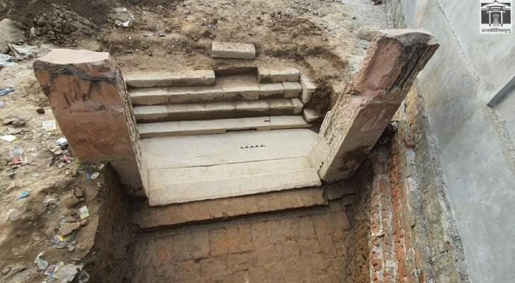 Scoperte in India le rovine di un tempio che risale all'impero Gupta: è di 1500 anni fa
