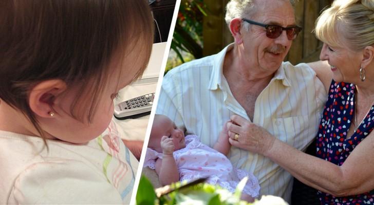 Grootouders laten gaatjes prikken in de oren van hun kleindochter zonder toestemming van de ouders: ze verbieden hen om haar alleen te zien