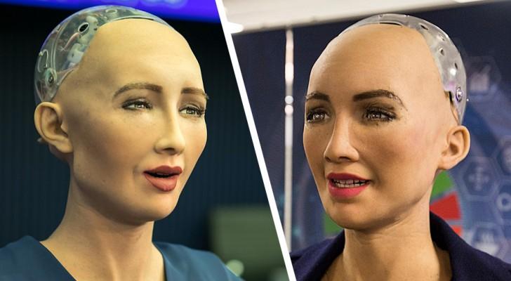 Sophia, der humanoide Roboter, der es nicht erwarten kann, eine Familie zu gründen