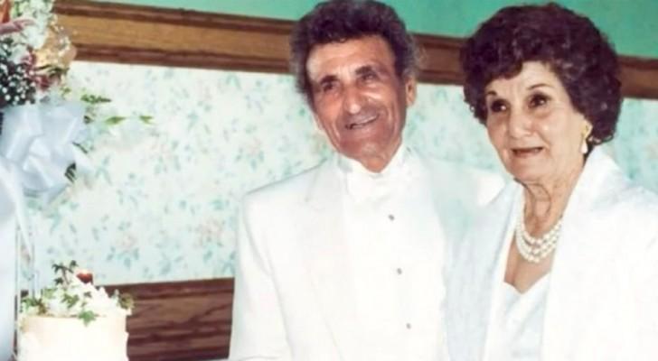 La coppia sposata più longeva d'America festeggia il suo 86° anniversario di matrimonio