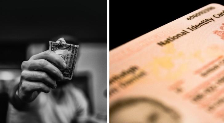 Rapina una tabaccheria e lascia come garanzia la sua carta d'identità: tornerò