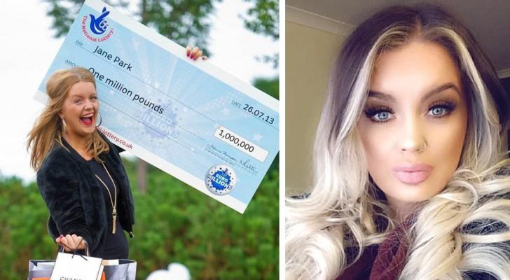 Elle devient millionnaire à 17 ans mais raconte que l'argent a brisé sa vie