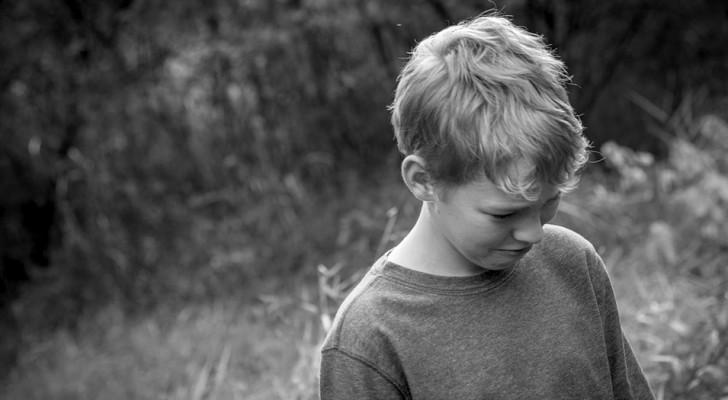 Hoe voelt een kind zich als hij zijn ouders steeds ruzie ziet maken?