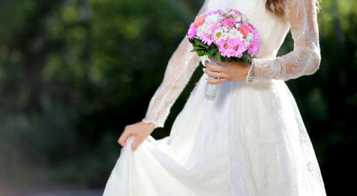 La suocera compra lo stesso abito della sposa ma non vuole cambiarlo: scoppia il litigio