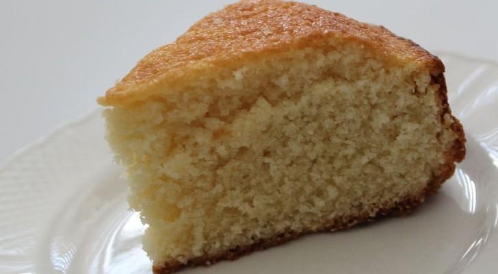 Simple et léger : essayez le gâteau à l'eau pour profiter d'une pause douce avec très peu de calories