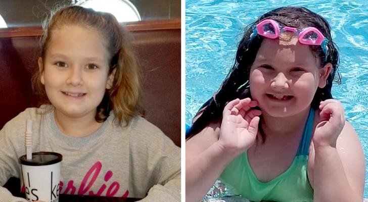 En mamma försvarar sin dotter som blir mobbad i bassängen för att hon ansågs vara för tjock: Jag blev så förbannad