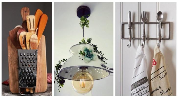 Découvrez comment recycler avec créativité couverts, ustensiles et vaisselle