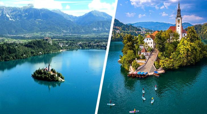L'isola di Bled e la mitica campana dei desideri: un luogo incantato che sembra uscito da una fiaba