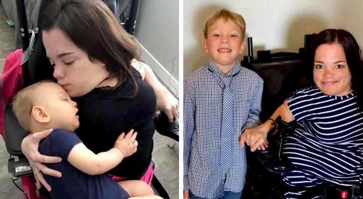 De artsen hadden haar verteld dat ze geen moeder kon worden: nu heeft ze een 5-jarige zoon