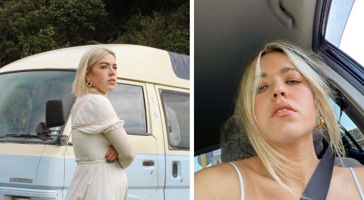Vive en una furgoneta para no pagar  alquiler y descubre que ahorra más de 13.000 euros por año