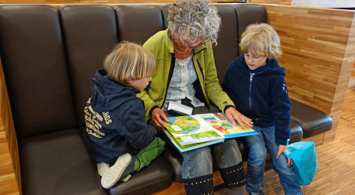 Je veux penser à moi-même : une grand-mère refuse de s'occuper de ses petits-enfants à plein temps