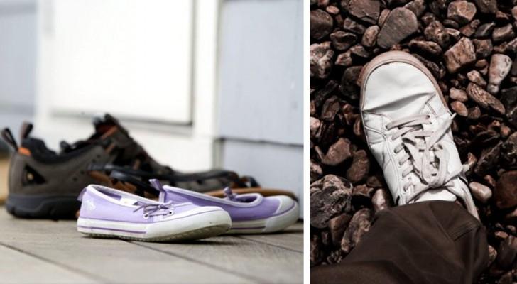 Uno studio ci spiega tutti i motivi per cui non dovremmo indossare le scarpe in casa