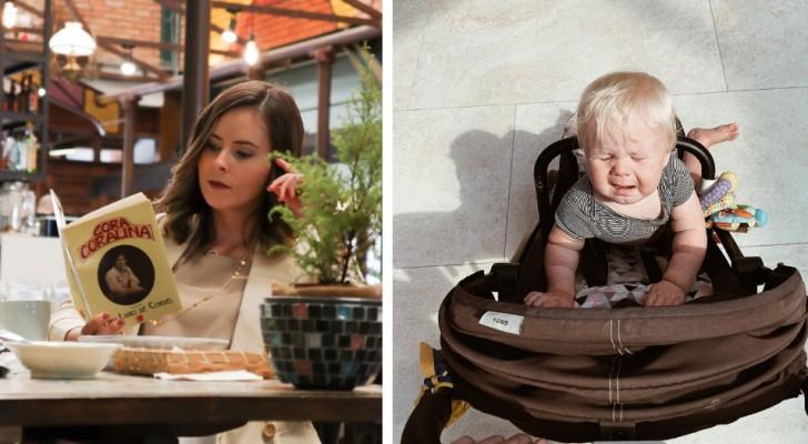 Chiede ad una famiglia di lasciare il ristorante perché il bambino piange troppo: