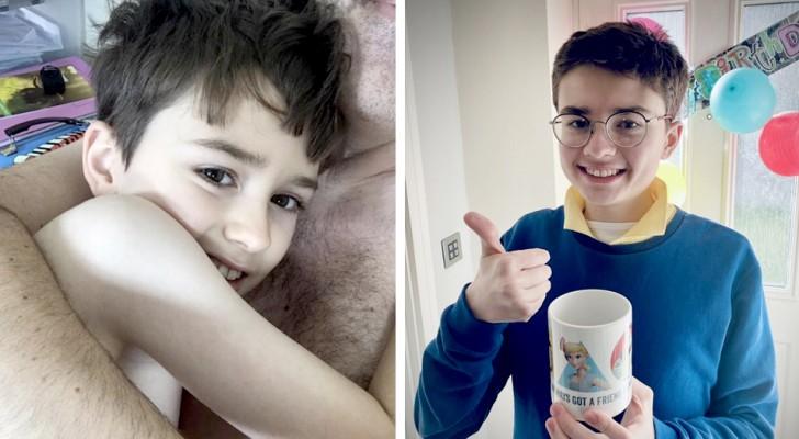 Un garçon autiste a 15 ans mais n'a pas d'amis : Personne ne lui a souhaité un bon anniversaire
