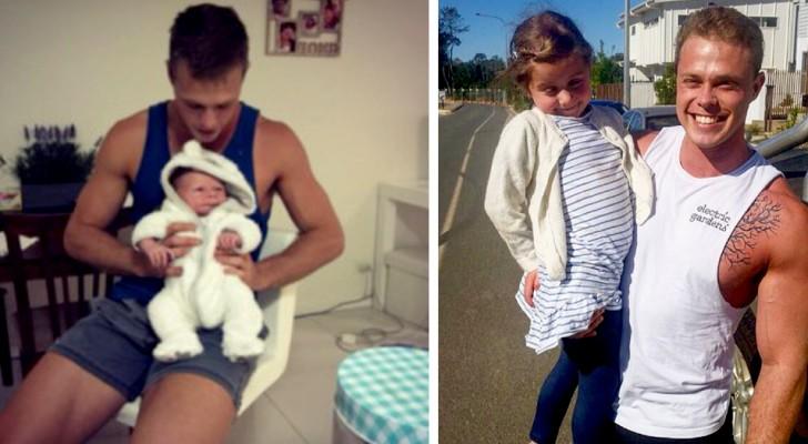 En kille adopterar sin gravida kusin som lever på gatan: Jag skulle göra det igen för att rädda hennes liv