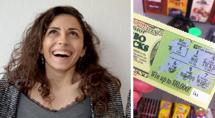 Gana 1,7 millones de libras esterlinas en la lotería pero aún vive en una casa municipal: Ser ricos no hace mejor a las personas
