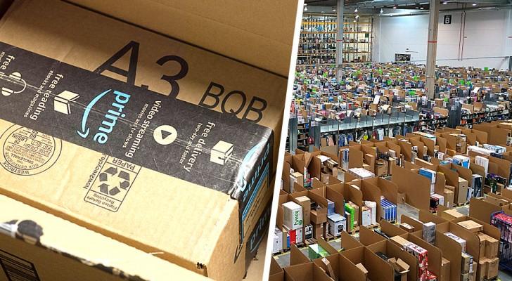 Uomo truffa Amazon per 290.000$: acquistava prodotti costosi e faceva resi falsi