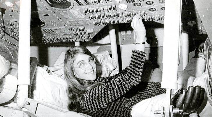 Margaret Hamilton: la storia della donna che salvò lo sbarco sulla Luna