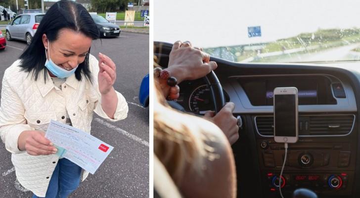 Cette femme a finalement réussi l'examen de conduite : Après 27 ans, j'ai eu mon permis de conduire !