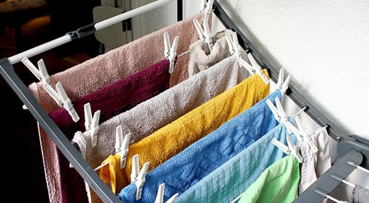 De was zou niet binnenshuis moeten drogen: enkele van de belangrijkste redenen