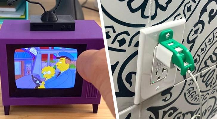 17 des objets les plus curieux et les plus extravagants que les gens ont créés avec une imprimante 3D