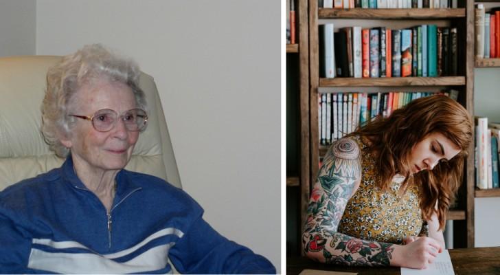 Une grand-mère exclut de son testament les petites-filles tatouées et laisse ses biens à la seule qui ne l'est pas