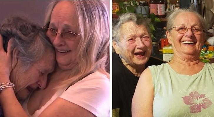 Una madre ritrova la figlia 70 anni dopo il parto: gli infermieri le avevano detto che era deceduta