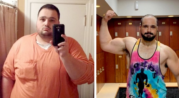15 mensen die de eerste stap hebben gezet en hun uiterlijk volledig hebben veranderd