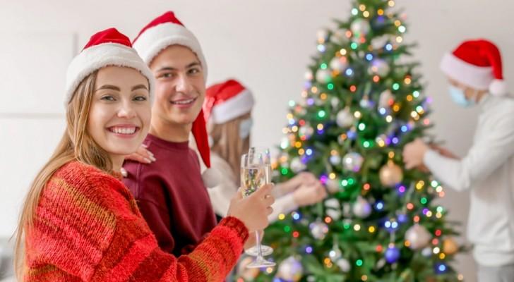 Deze familie heeft de kerstboom al in oktober opgetuigd