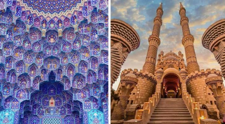 Architecture majestueuse : 16 bâtiments étonnants que l'on peut trouver dans le monde entier