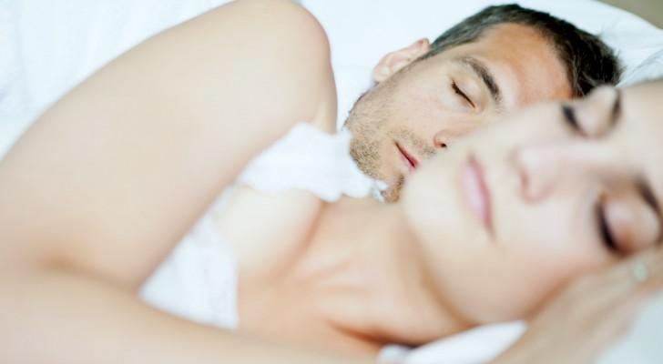 Ehefrau und Ehemann schlafen seit 7 Jahren in getrennten Betten: