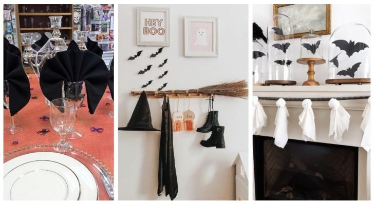 In cerca di idee per Halloween? Lasciati ispirare da queste decorazioni facili e creative