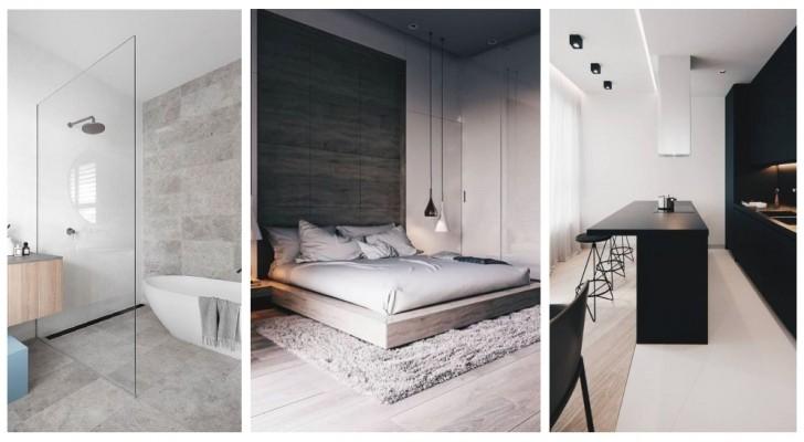 Una casa in stile minimal: trova l'ispirazione che fa per te e arreda ogni stanza con un gusto moderno