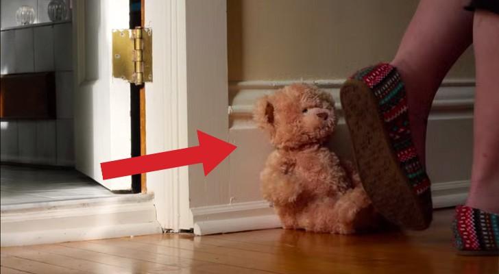 In pochi secondi, ciò che succede a questo orsacchiotto vi farà sorridere