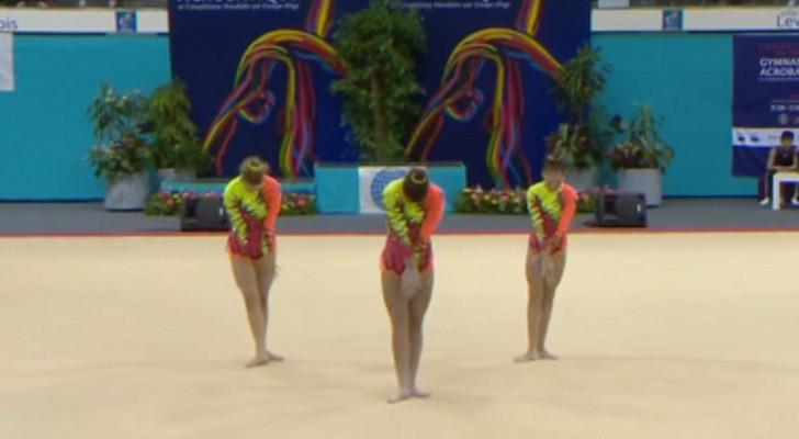 Ciò che riescono a fare queste 3 atlete è quasi impossibile: il loro numero vi sorprenderà!