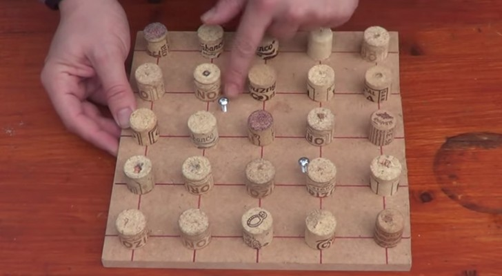 This man shows you how to build a PERFECT  tool for your garden, using corcks !