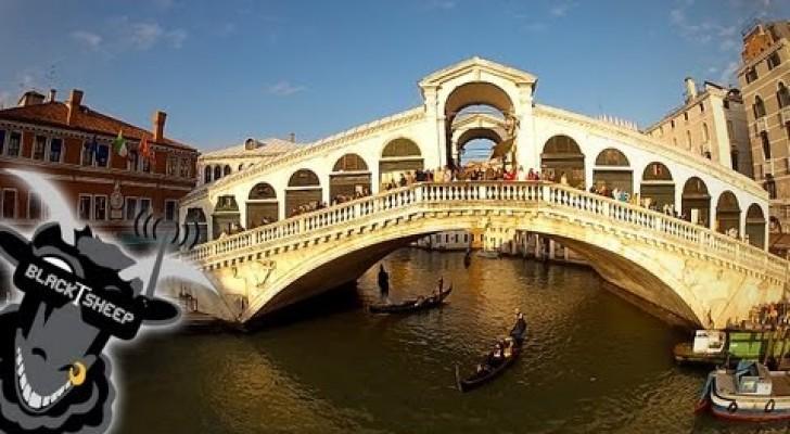 Un tour à Venise
