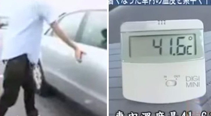 This Chinese method to COOL down the inside of your CAR will solve your problems