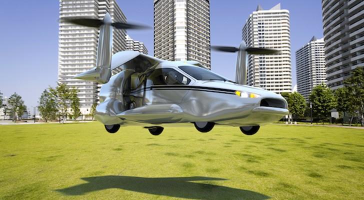 De VLIEGENDE auto wordt werkelijkheid: dit is wat een Amerikaans bedrijf heeft ontworpen...