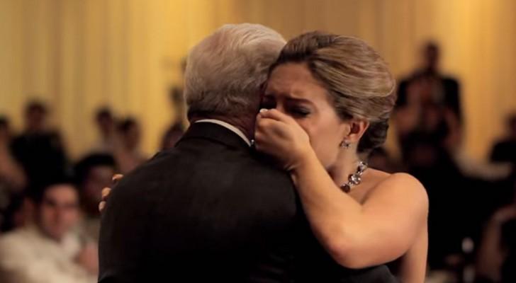El padre de la novia muere antes de la boda: lo que hace el hermano es para llorar