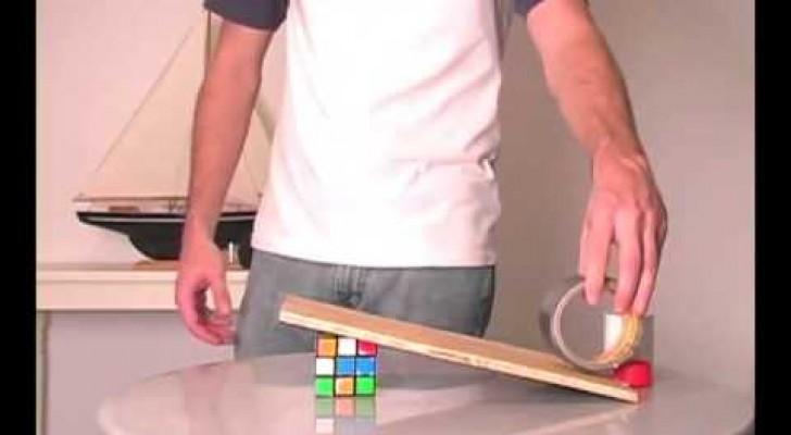 Tavolo anti gravità