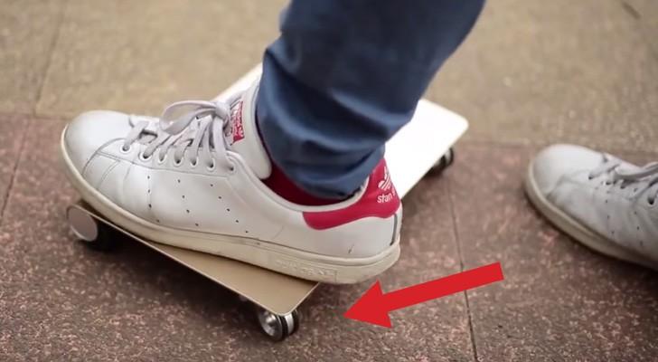 Een Japans bedrijft lanceert een product dat REVOLUTIONAIR kan zijn op het gebied van mobiliteit...