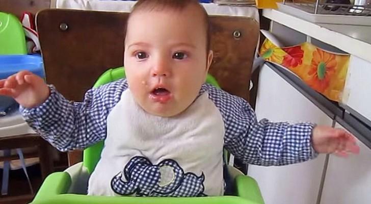 Wisst ihr, wie man ein Baby vor dem Ersticken bewahrt? Dieses Video zeigt es euch