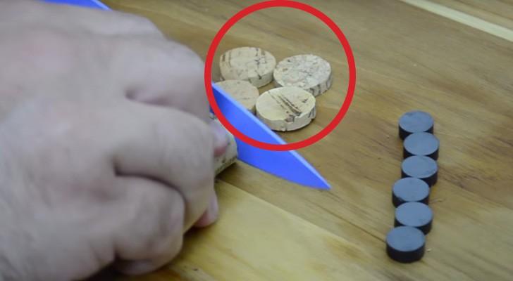 Se você tem rolhas em casa e não sabe o que fazer com elas, confira oito dicas de como utilizá-las