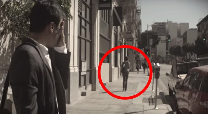 This man secretly follows his wife to work every day: why ? You'll be speechless !
